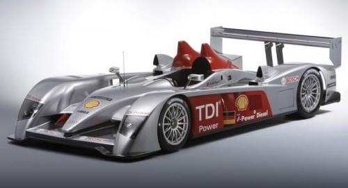 Diesel - not just for trucks - Audi R10