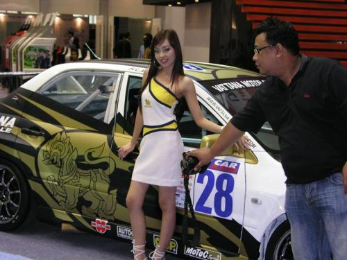 Thailand International Motor Expo 2006 Photos - Casual Snapper