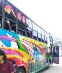 Typical Thai Bus! No.... really! - Artwork 2