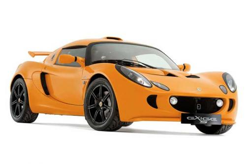 Lotus Elise and Exige to join Thail market - Exige S - Front