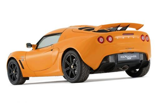 Lotus Elise and Exige to join Thail market - Exige S - Rear