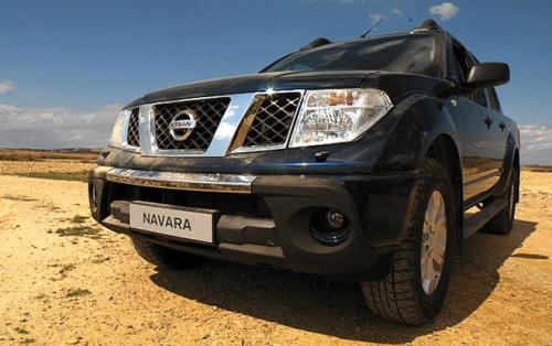 2007 Nissan Navara to end Toyota/Isuzu dominance? - Navara Front