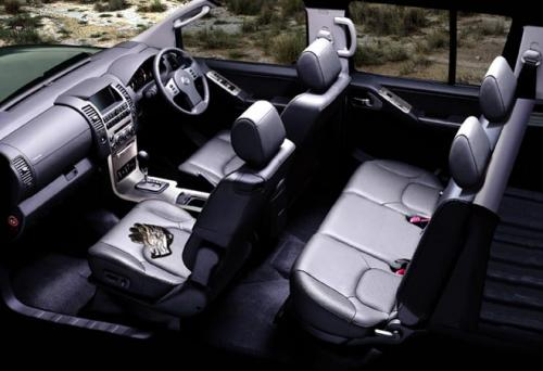 2007 Nissan Navara to end Toyota/Isuzu dominance? - Navara interior ...