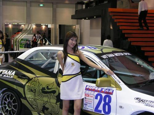 More Thailand International Motor Expo 2006 Photos - Pretty
