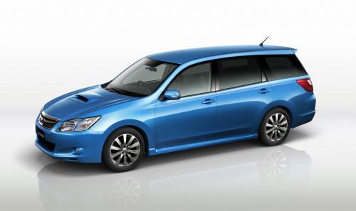 Subaru Exiga Front