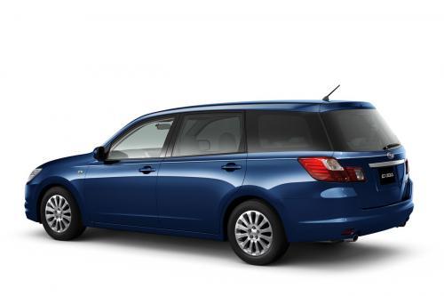 Subaru Exiga Rear
