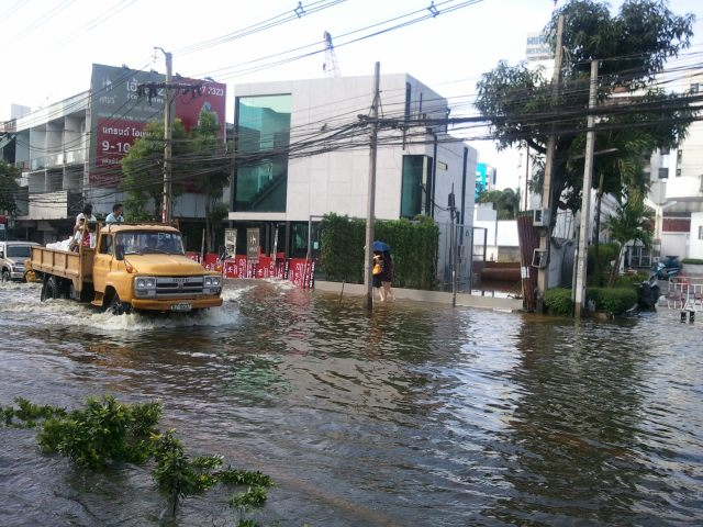 Bangkok Flood Image