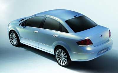 Fiat Linea Back