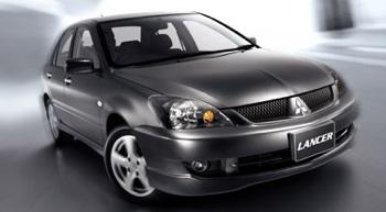 Mitsubishi Lancer Front Image