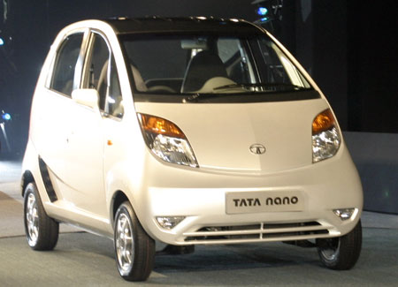 Tata Nano Image