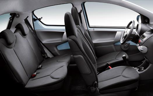 Why toyota should bring aygo to thailand - Toyota aygo interior ...