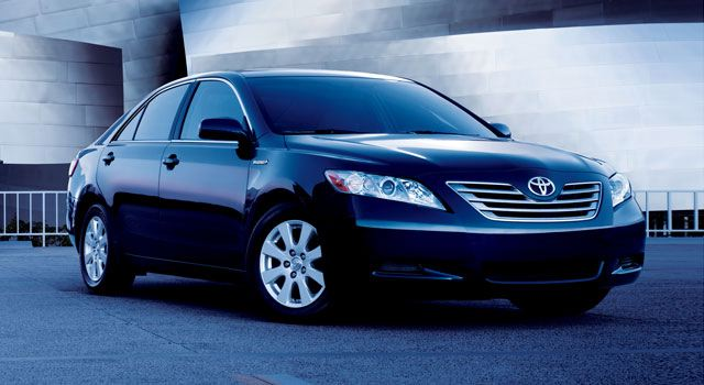 Toyota will begin production of the Camry Hybrid in Thailand in 2009.